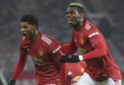 Manchester United şampiyonluk yolunda