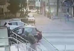 Maltepede Aylin Sözeri öldüren kişinin binaya giriş anı