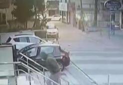Maltepede Aylin Sözeri öldüren kişinin binaya giriş anı kamerada