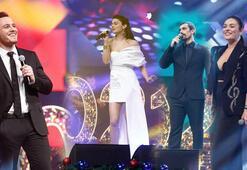 O Ses Türkiye yılbaşı özel programında sahne alacak ünlü isimler netleşti