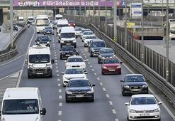 11 ayda 953 bin 605 aracın kaydı yapıldı