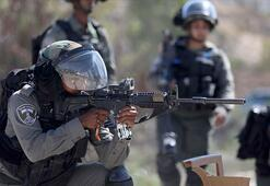 İsrail askerlerinden Ramallaha baskın