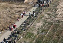 İran, füzeyle vurduğu uçaktaki yolcuların yakınlarına 150şer bin dolar ödeyecek
