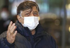 Yılmaz Vural, koronavirüse yakalandığı dönemde  yaşadıklarını anlattı