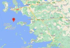 Son dakika... Egede deprem İzmirde hissedildi