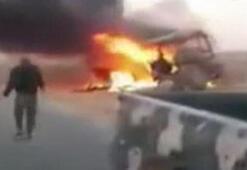 Suriyede yolcu otobüsüne saldırı