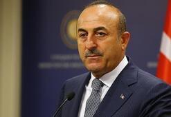 Çavuşoğlu yeni Arnavutluk Avrupa ve Dışişleri Bakanı Xhaçka ile görüştü