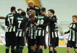Beşiktaş 2020yi mutlu kapadı