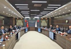 6 bakan 'reform' çalışması için buluştu