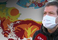 Korkutan uyarı Türkiye'nin her tarafı kırmızı