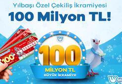 Son dakika Milli Piyango çekilişi başladı Gözler 100 milyon TLlik ikramiyede...