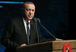 Cumhurbaşkanı Erdoğandan yeni yıl mesajı
