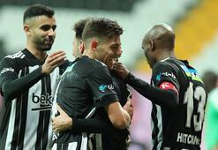 Süper Ligde 2020nin lideri Beşiktaş