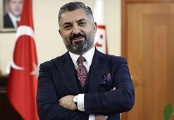 RTÜK Başkanı Şahin: Yeni yıl her birimize sağlık, huzur ve esenlikler  getirsin