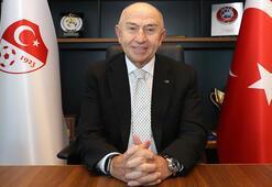 Nihat Özdemir: Türk futbolunun kalıcı şekilde nefes almasını sağlayacak adımlar atacağız