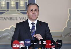 İstanbul Valisi Yerlikayadan önemli açıklamalar