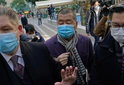 Hong Kongda muhalif medya patronu Jimmy Lai bir kez daha hapse atılıyor