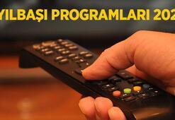 Yılbaşı Programları 2021 | İşte Kanal D, STAR TV, TV8, ATV, SHOW TV, FOX TV yayın akışı