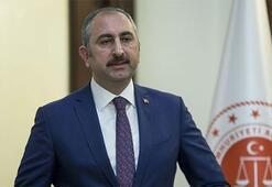 Adalet Bakanı Gülden yeni yıl mesajı