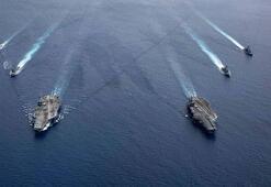 ABD USS Nimitz uçak gemisini Orta Doğudan çekiyor