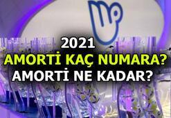 Amorti 2021 kaç numara çıktı Amorti ne demek Çeyrek, yarım, tam biletlerde amorti miktarı ne kadar