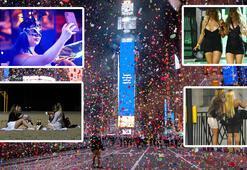 Son Dakika:  Dünya böyle bir yılbaşı yaşamadı 2020 nihayet bitti...