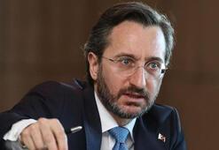 İletişim Başkanı Altundan Ayasofya açıklaması: Cumhurbaşkanımıza minnetarız