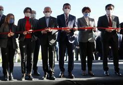 Kılıçdaroğlu ve Akşenerin katıldığı törenle Eminönü-Alibeyköy tramvay hattının ilk kısmı açıldı