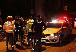 Polisin dur ihtarına uymadı, kıskıvrak yakalandı