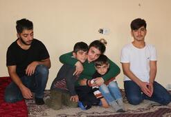 Engelli Leyla; babasına bakıyor, 5 kardeşine annelik yapıyor