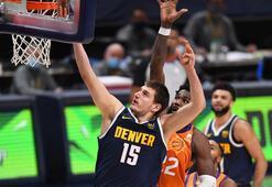 NBAde Phoenix Suns zirveyi sevdi