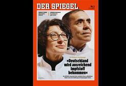 Son dakika... Özlem Türeci ve Uğur Şahin Der Spiegelin kapağında