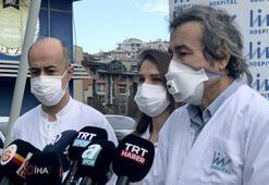 Son dakika | Prof Dr. Vedat Kaya: Omar Elabdellaoui'nin tedavisi olumlu gidiyor