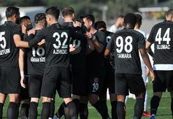 Bereket Sigorta Ümraniyespor-Akhisarspor: 2-1