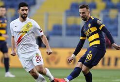 MKE Ankaragücü-Yeni Malatyaspor: 3-1