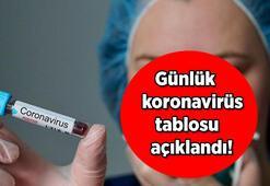 Bakan Koca 2 Ocak günlük koronavirüs tablosunu açıkladı İşte yeni vaka ve can kaybı sayısı....
