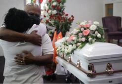 ABDde salgın tırmandı Cenaze evlerinde yer kalmadı
