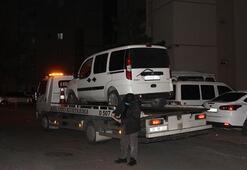 Polisin dur ihtarına uymayan sürücü 6 kilometre kaçabildi
