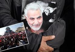 ABD saldırısında öldürülen İranlı general Kasım Süleymaninin birinci ölüm yılı