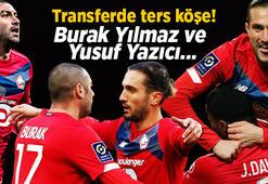 Son dakika haberleri: Lille, Burak Yılmaz ve Yusuf Yazıcının ardından bir Türk yıldızı daha transfer ediyor