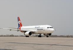 Aden Havalimanında uçuşlar yeniden başladı