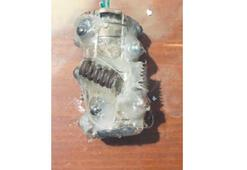 Narko Alan ekipleri iki patlayıcı buldu