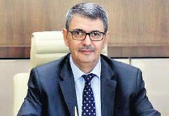 PAÜ'nün yeni rektörü Prof. Dr. Kutluhan
