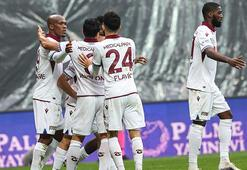 Fatih Karagümrük-Trabzonspor: 1-2