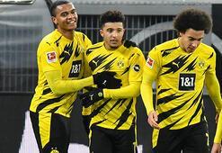 Borussia Dortmund sahasında Wolfsburg'u devirdi