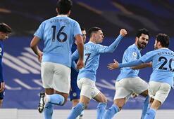 Manchester City, Chelseayi farklı yıktı