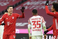 Bayern Münihten müthiş geri dönüş 7 gol sesi...