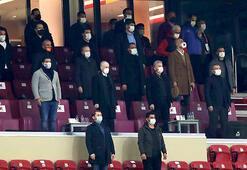 Son dakika - Galatasaray-Antalya maçında küfür protokolü karıştırdı