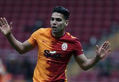 Son dakika - Galatasarayda Falcao yönetimi kızdırdı Takımla bağı kalmamış