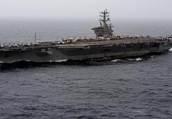 ABD USS Nimitz uçak gemisinin Orta Doğuda kalmasına karar verdi